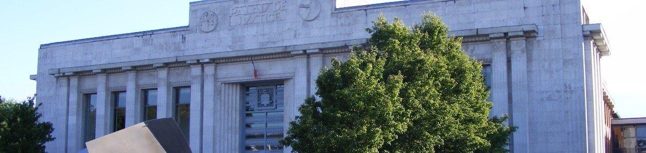 Palais de justice de Béthune